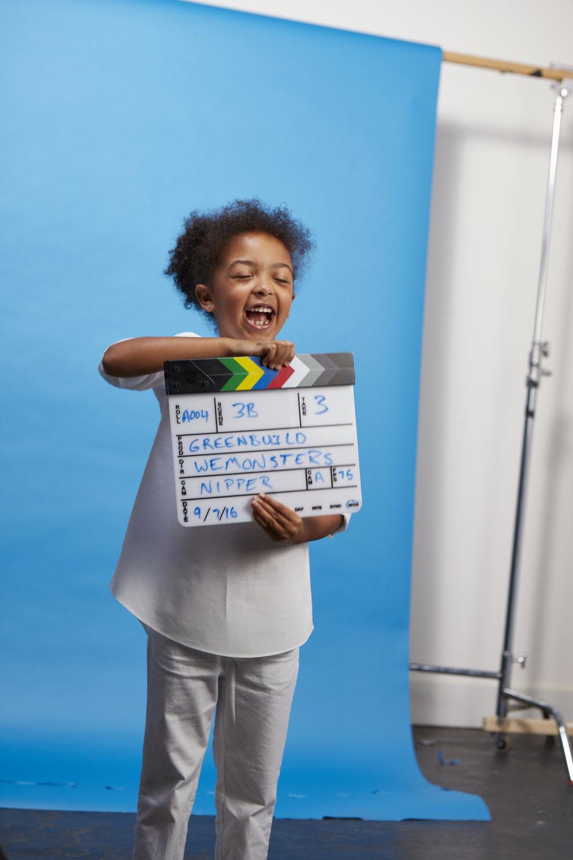 Video Shoot - Behind The Scenes