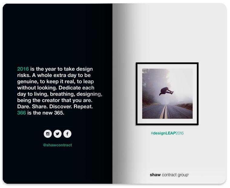 Design Leap Calendar Pages