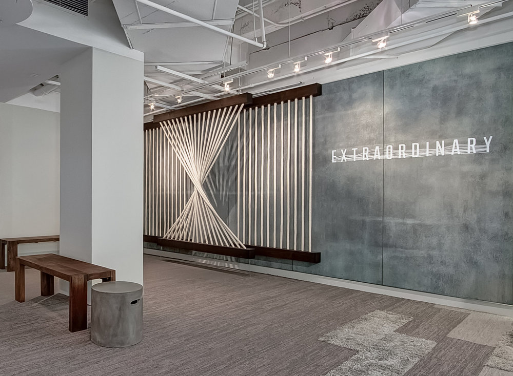 custom art installation