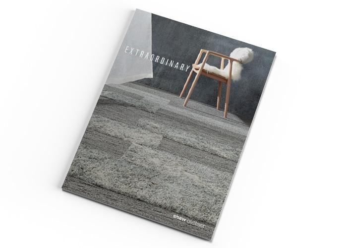 PRINT DESIGN / collection brochure