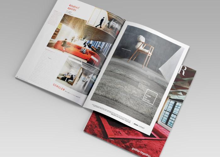 PRINT DESIGN / ad layout