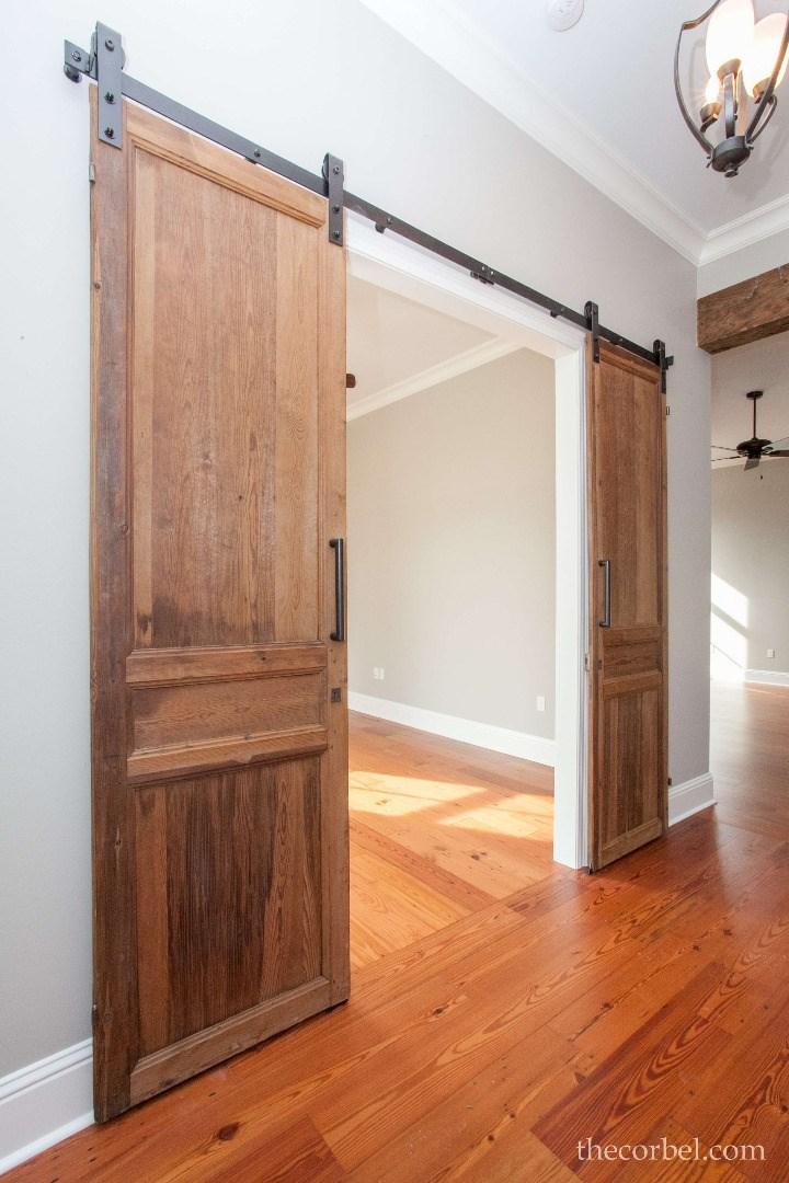 old doors on barn hardware