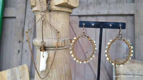 the corbel local jewelry