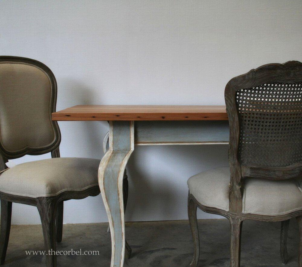 limewash french chairs