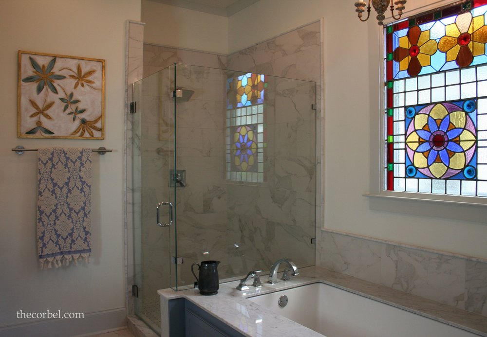 reclaimed stained glass bathroom.jpg