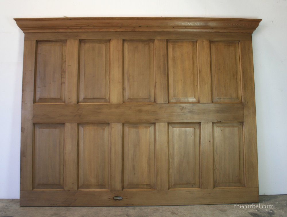 Large Door Headboard WM