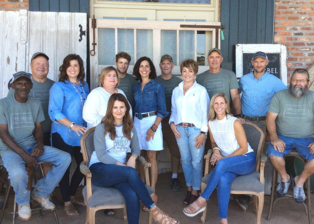 Corbel Team 2017