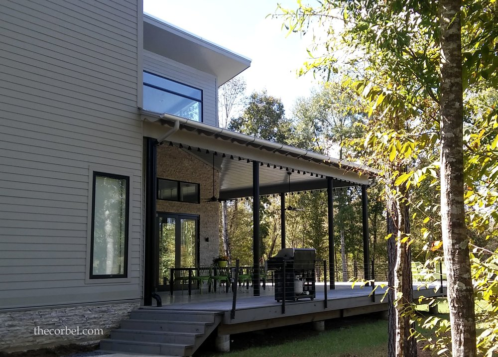 charlet bros contemporary outdoor