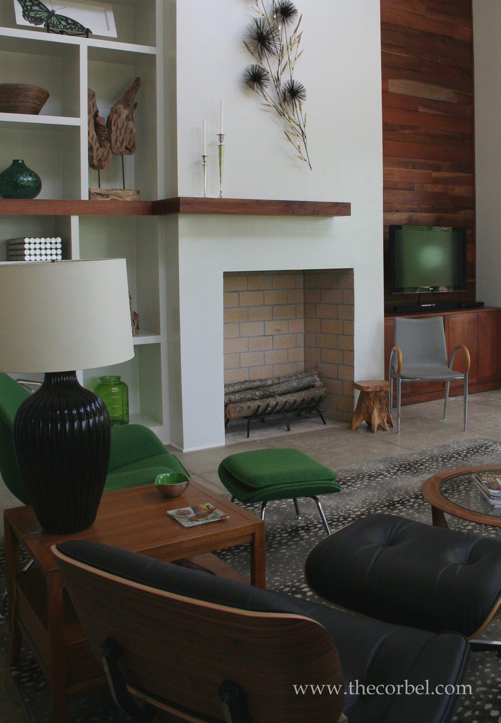 charlet bros contemporary living room