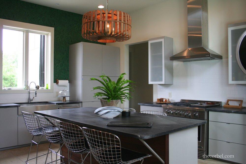 charlet bros contemporary kitchen