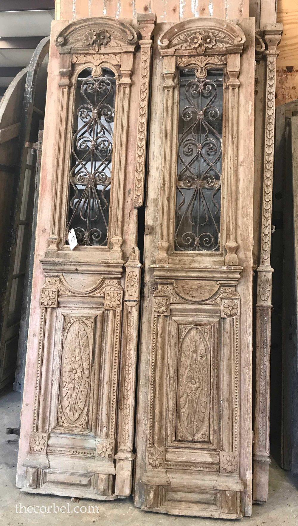 the corbel antique iron doors.jpg