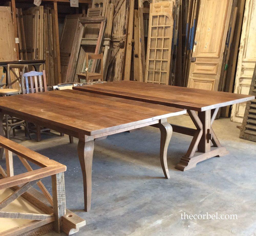 reclaimed wood custom tables the corbel 2.jpg