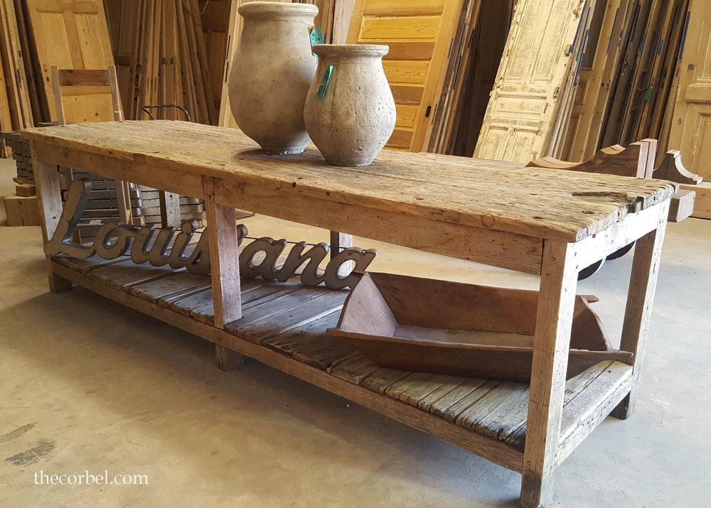 antique wood table the corbel.jpg