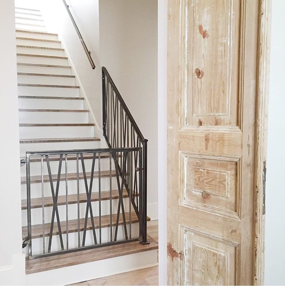 The Corbel Doors used in a Scheffy Construction build.