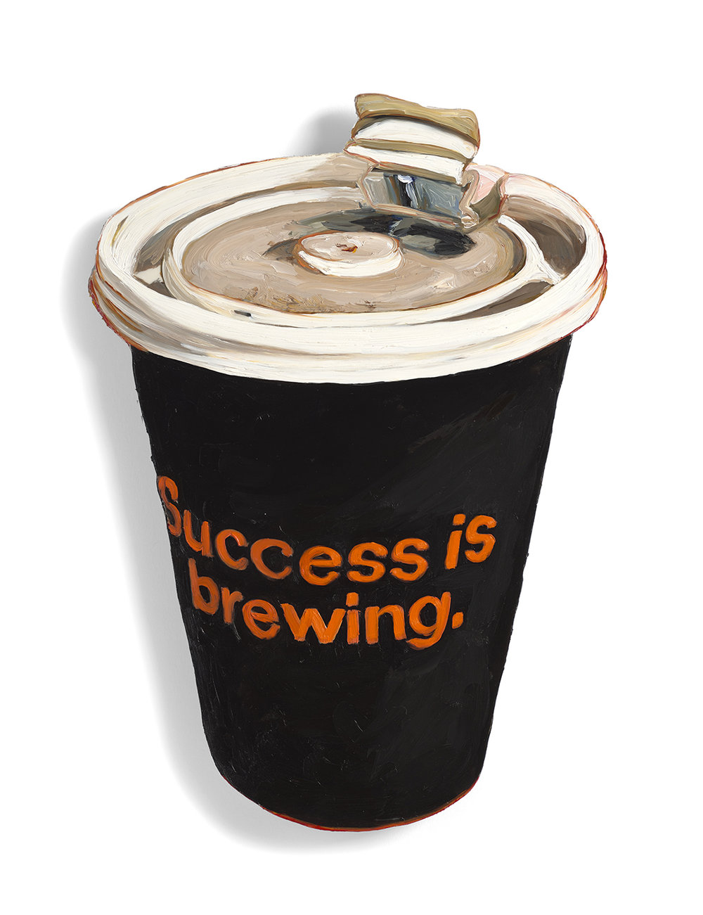 Success Is Brewing