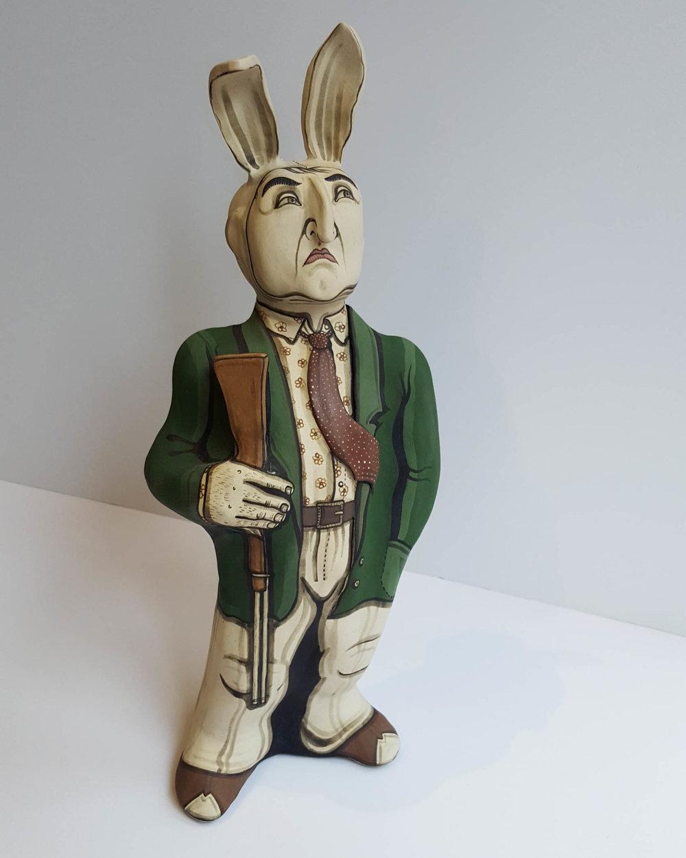 The Bunny Hunter