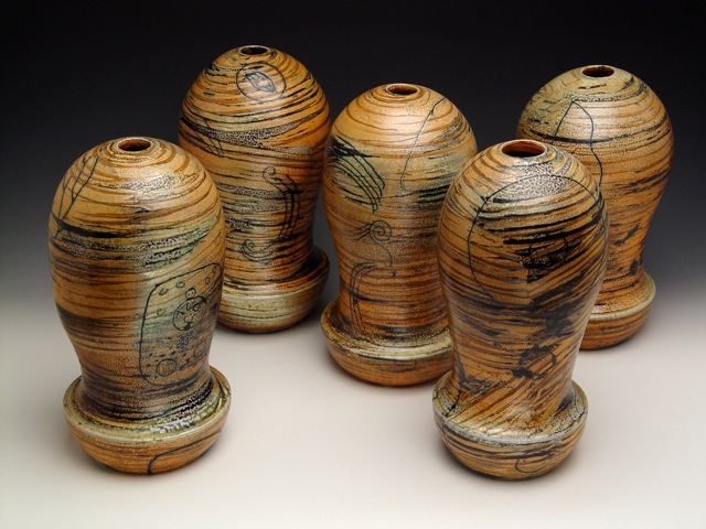 Head Vase Set