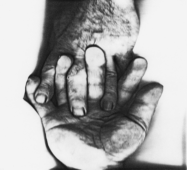 Self Portrait (Hand Xerox) 8