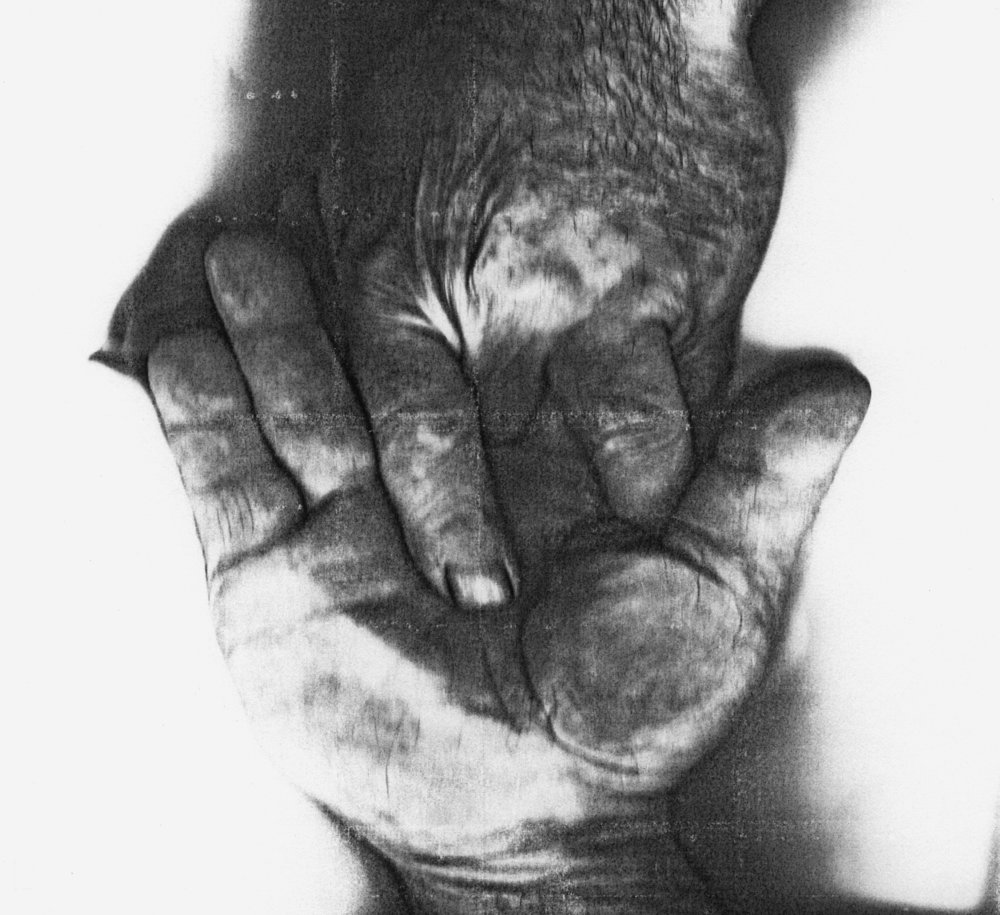 Self Portralt (Hand Xerox) 6