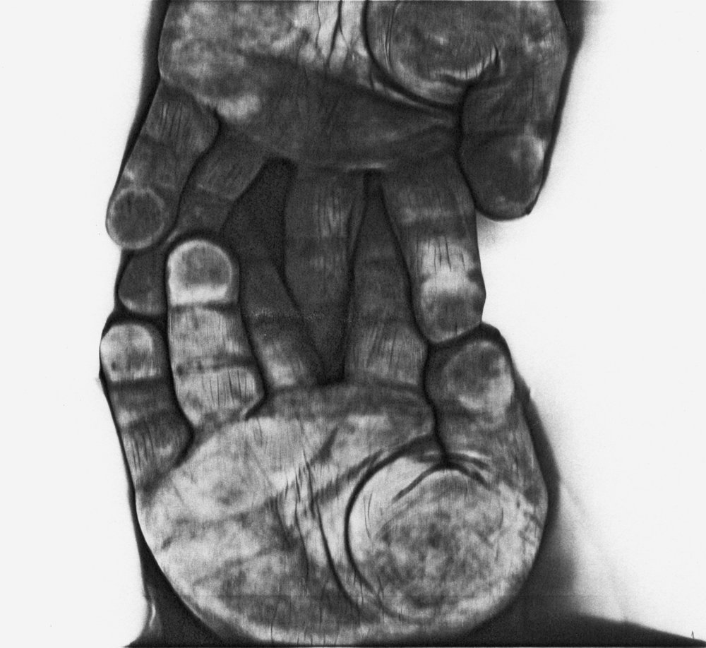 Self Portralt (Hand Xerox) 7