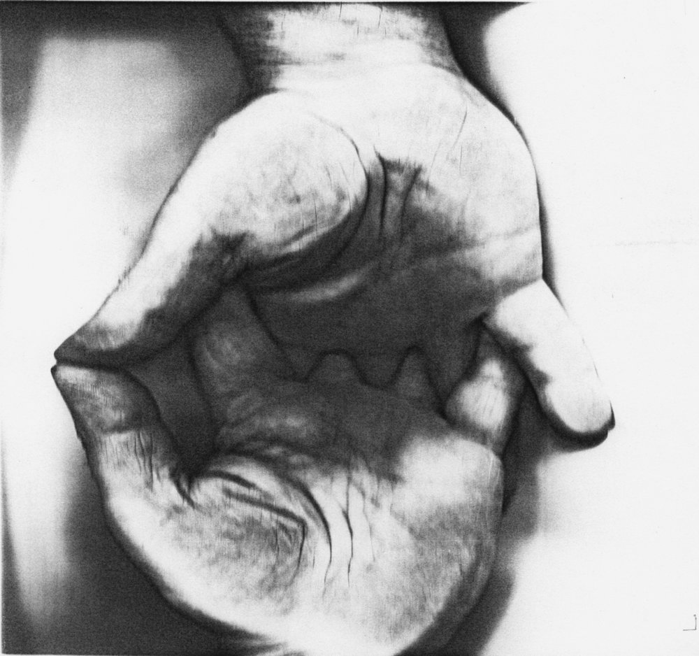 Self Portralt (Hand Xerox) 9