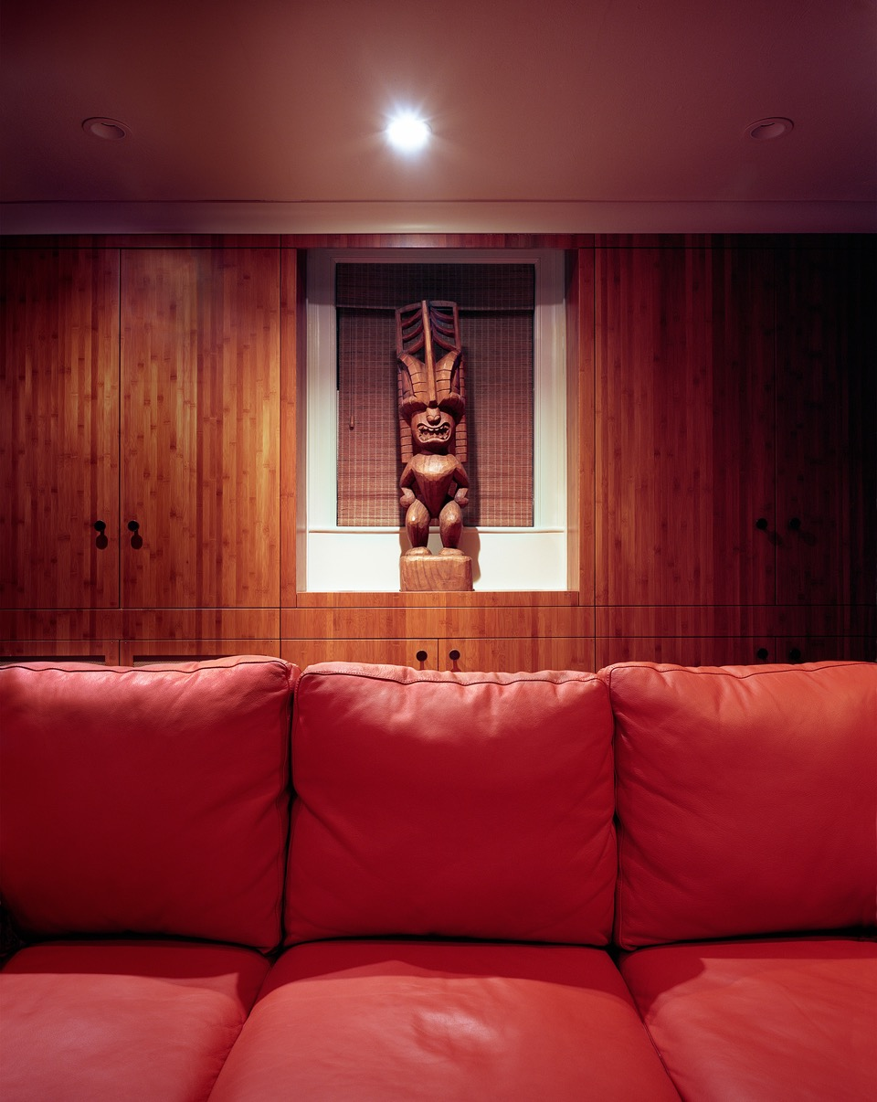 Kanaloa Tiki Statue