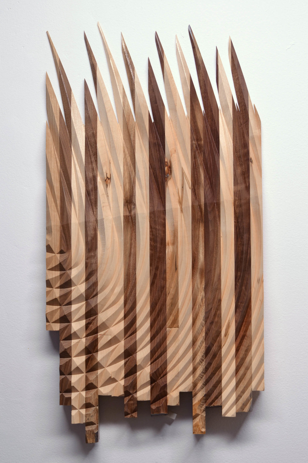 Working in Wood  - Works by Michael Mittelman