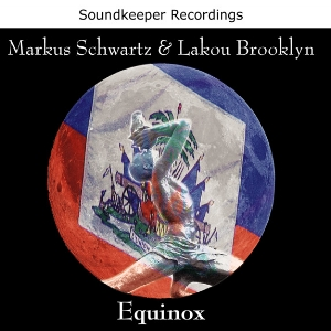 Equinox - The second release from Soundkeeper Recordings features Markus Schwartz & Lakou Brooklyn.  Recorded in a beautiful auditorium built in 1908, the music was captured in stereo, at 24/192 (high resolution) and the dynamics of the performance were left fully intact.  The goal was to capture the sound of the band as they would be heard by a listener present at the performance.Like the