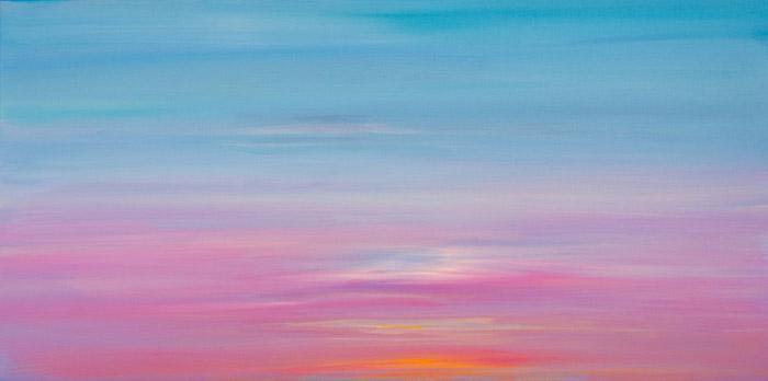Dawn's Winsome Presence 18x36