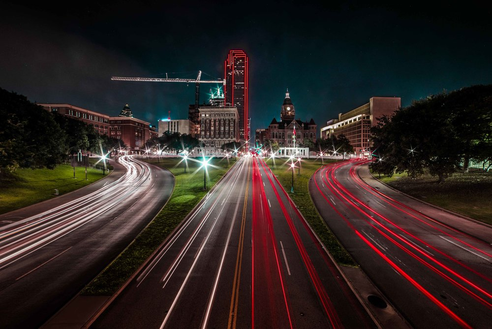 Dealey Plaza - Dallas, Texas