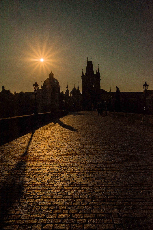 St. Charles Bridge - Prague, Czech Republic