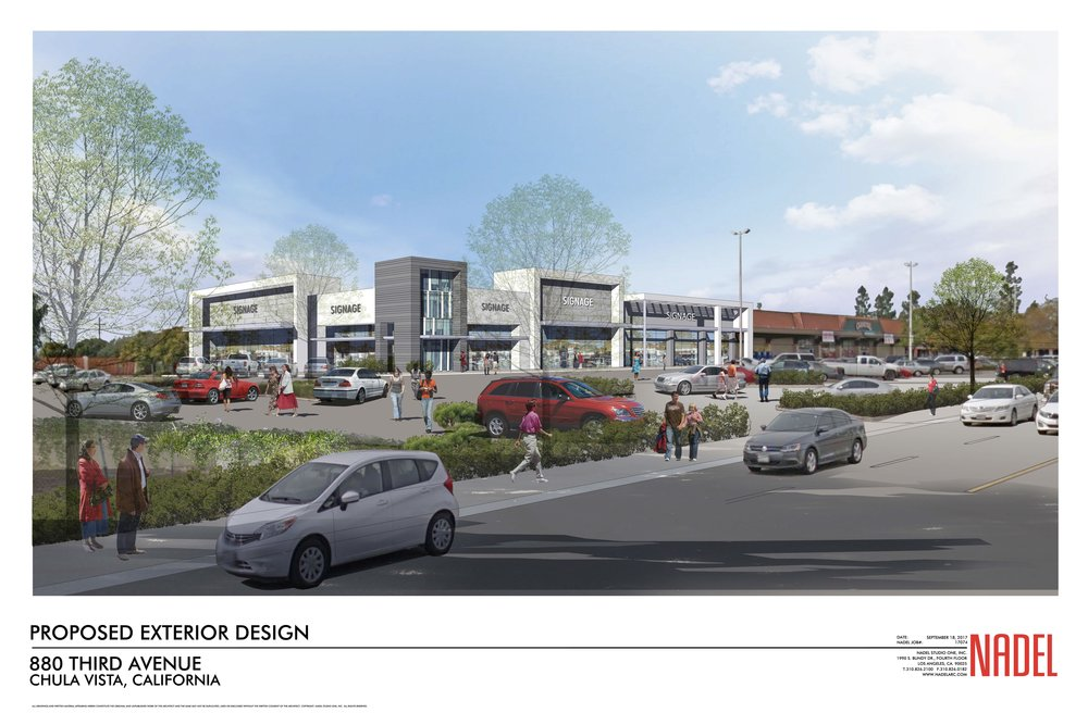 Chula Vista Re-Tenant Opportunity - Vacant former CVS to be NNN leased to San Ysidro Health Care