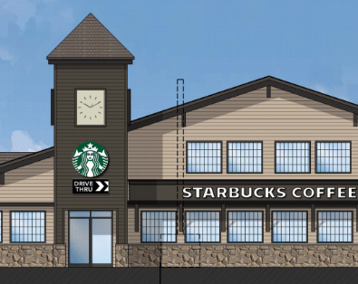 1 Sierra Park Rd Mammoth Lakes, CA   5k sf McDonald's property redeveloped into a Starbucks