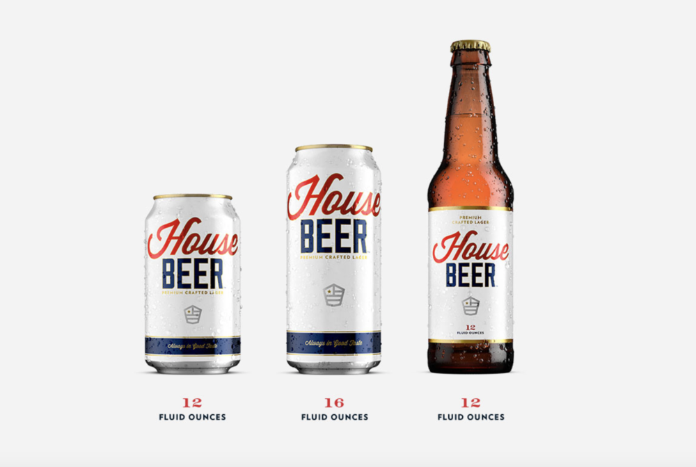 COLD BREW - Bottled, RTD for online, offices, C-stores + groceryHouse Beer for the coffee sector