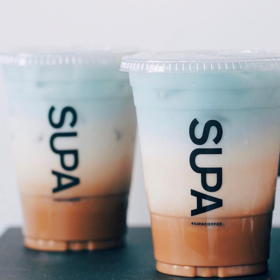 SUPA COFFEE - Concept Development, Design + Construction