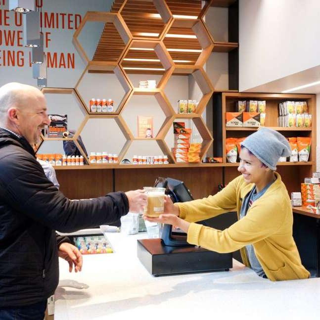 Bulletproof Coffee, Seattle   Branding,Design + Permit Expediting