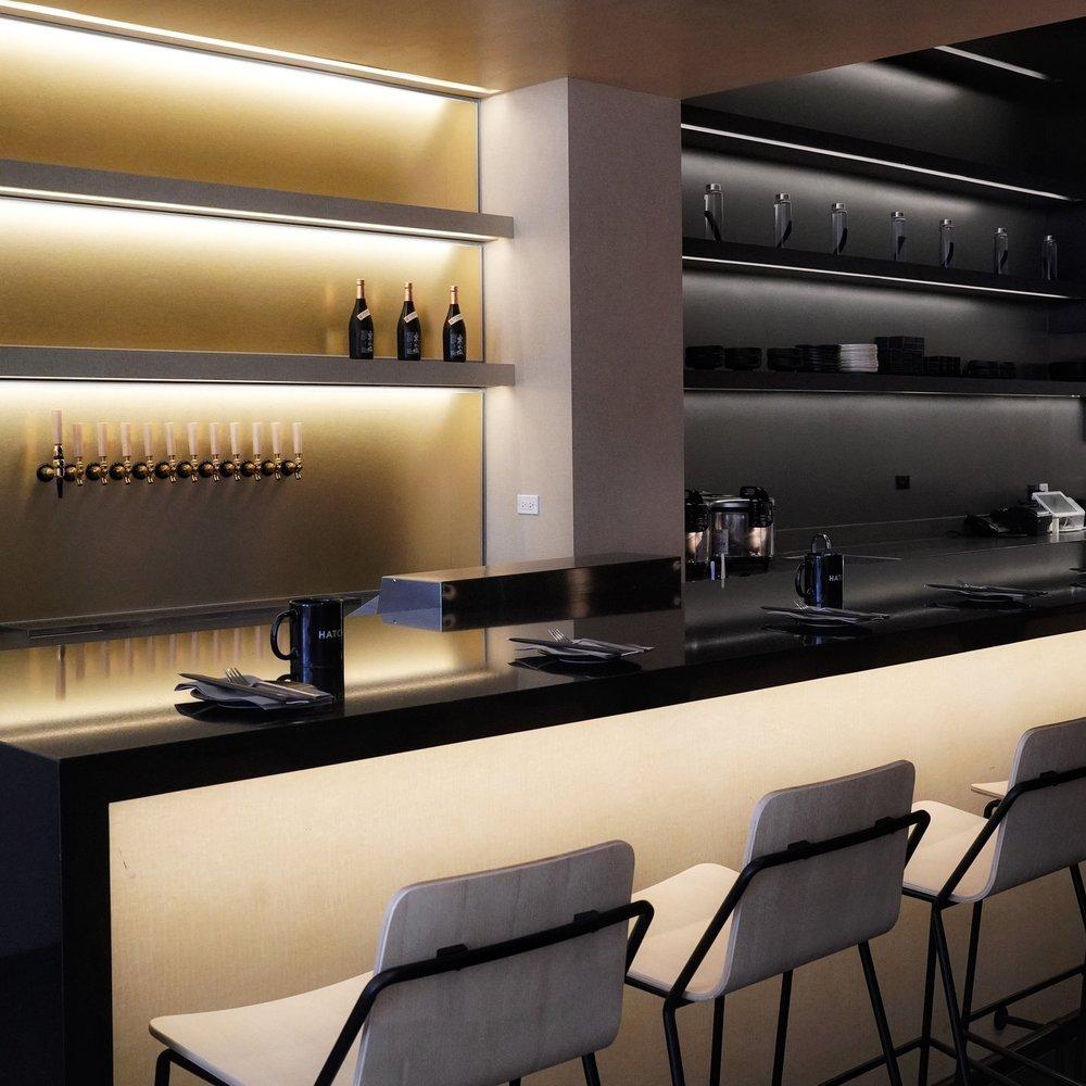 HATCH YAKATORI - Design + Construction Consultant