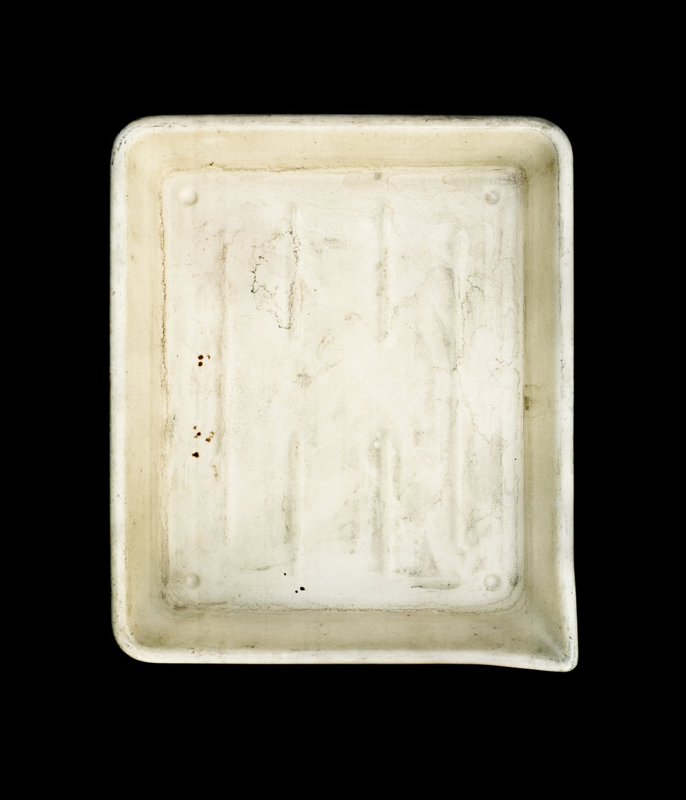 Aaron Siskind's Developer Tray, 2010