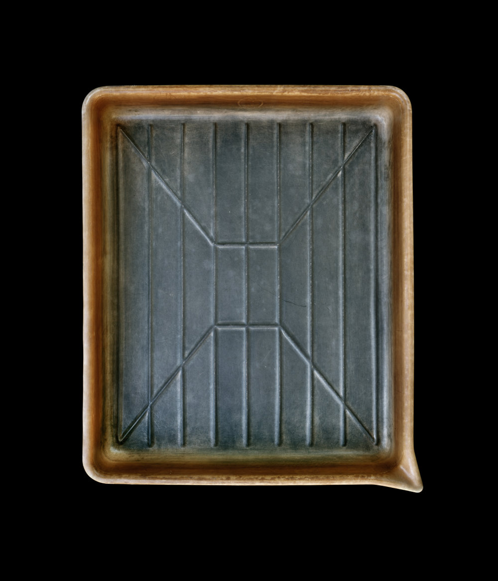 Ansel Adams' Developer Tray, 2011