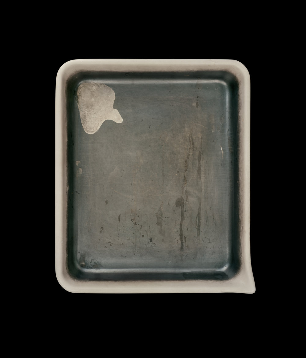 Elliott Erwitt's Developer Tray, 2012