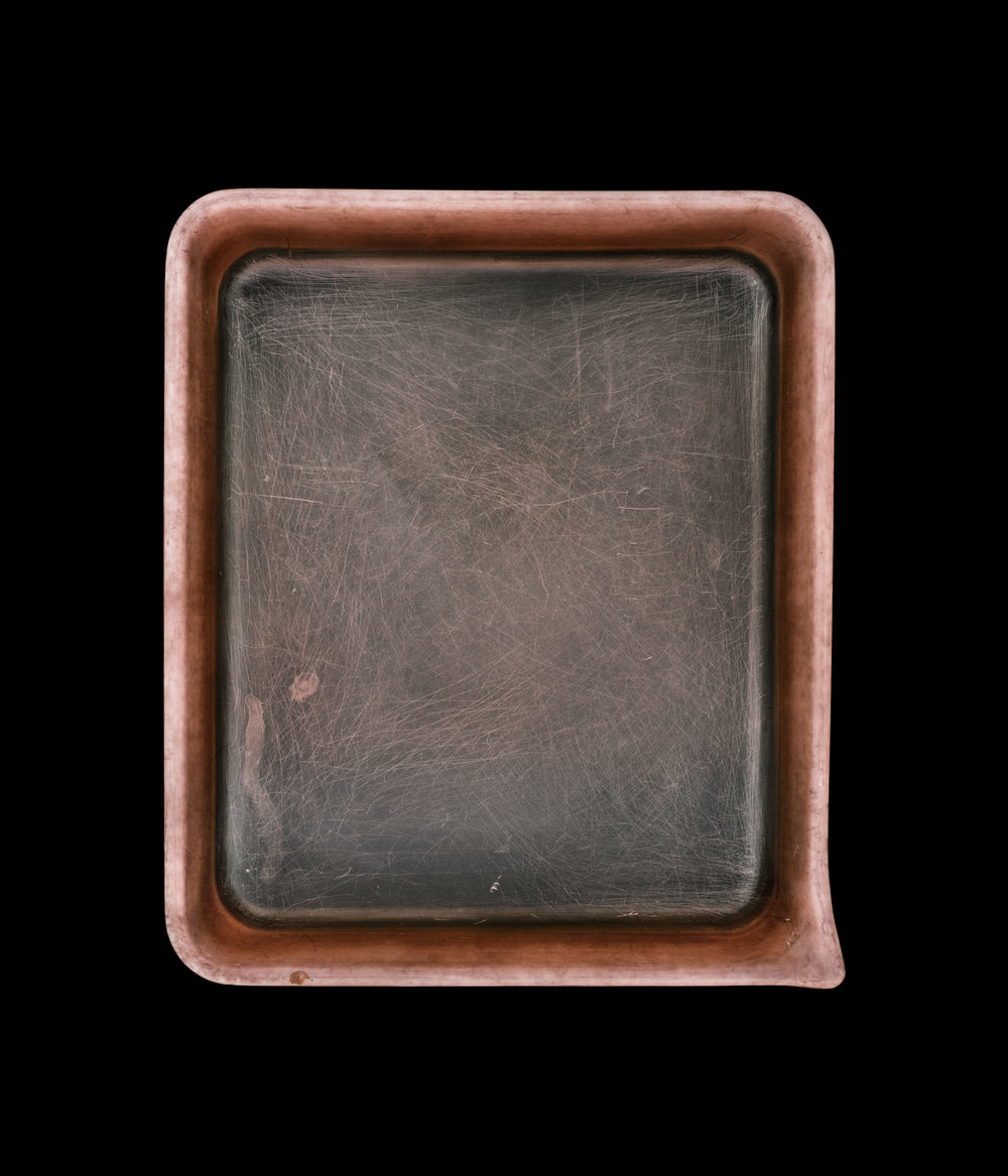 Paul Himmel's Developer Tray, 2010