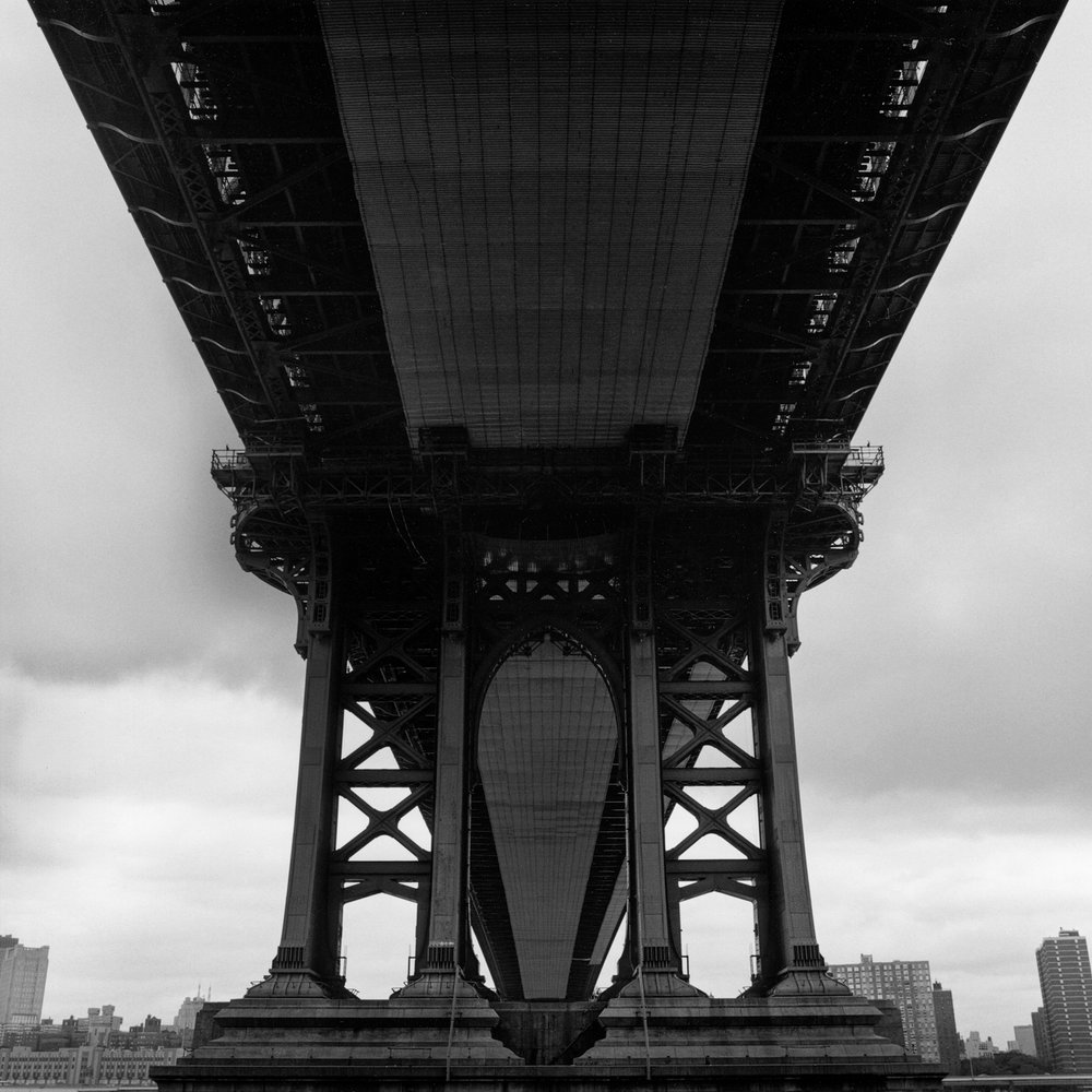 Manhattan Bridge, Brooklyn, NY, 2006