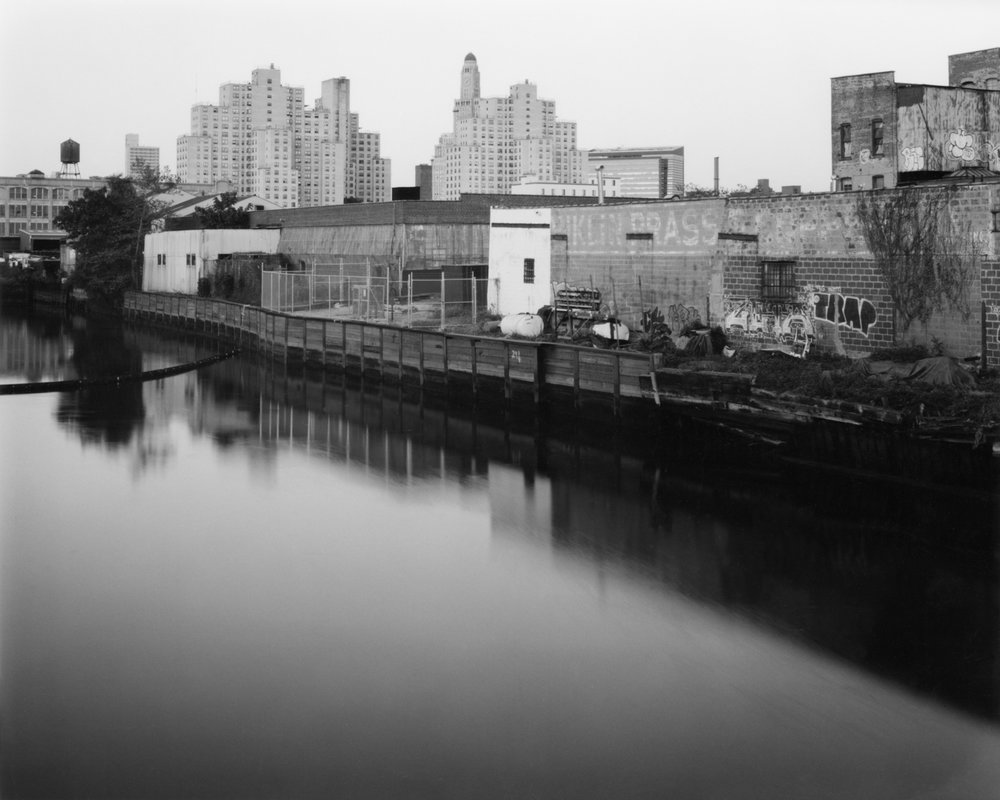 View from Unction Street Bridge, Brooklyn, 2008