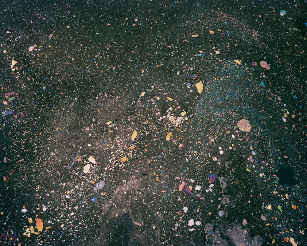 Gowanus Oil Slick I, Brooklyn, 2008