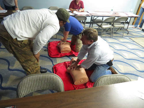 First Aid/CPR/AED — BSR