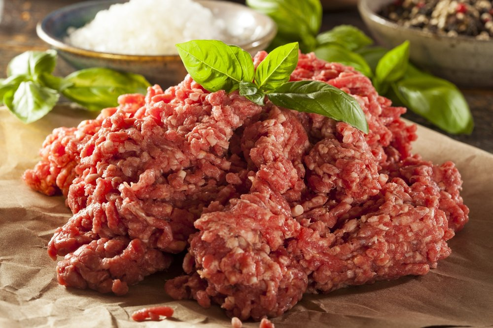 Tasty Lean Ground Beef