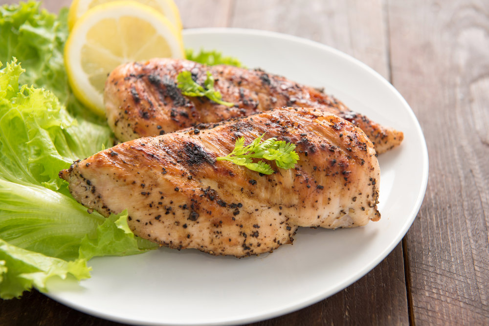 Premium Chicken Breasts