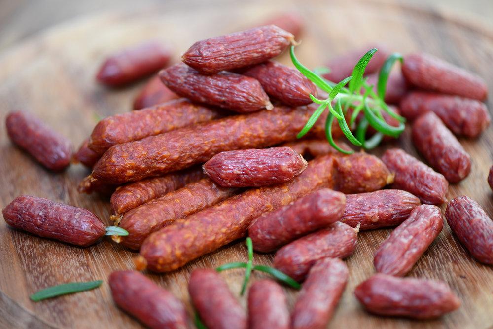 Mini Pepperonis