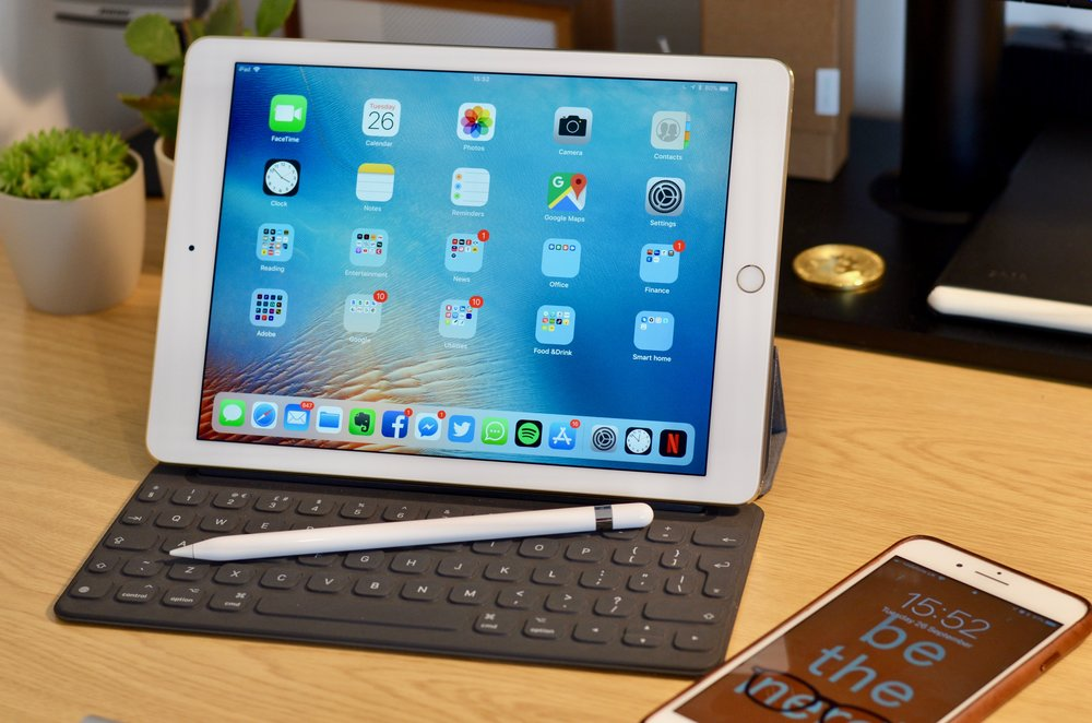 iPad Pro, keyboard cover + Apple Pencil is a mighty fine laptop alternative, and perfect on planes
