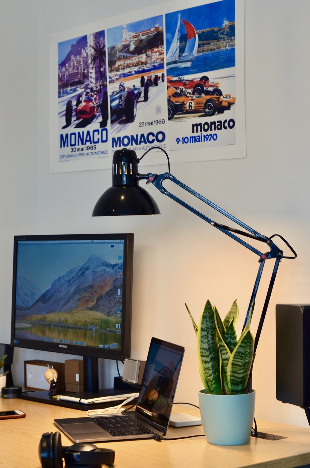 Always loved classic Monaco GP posters and think this collection really looks great